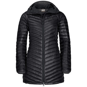 Jack Wolfskin Atmosphere Mantel Damen black